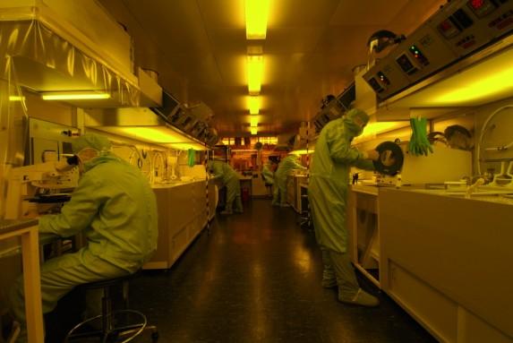 laboratorium instytutu CSEM