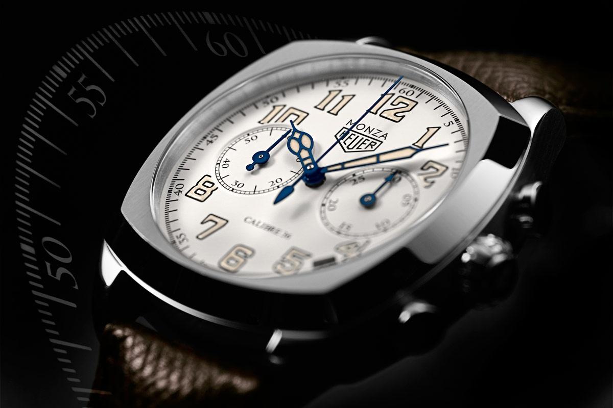 Monza Chronograph Calibre 36
