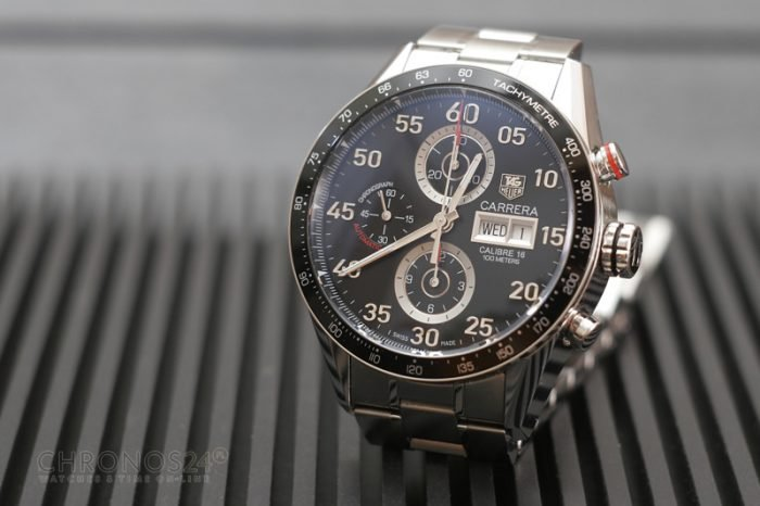 Recenzja TAG Heuer Carrera Calibre 16 Day-Date
