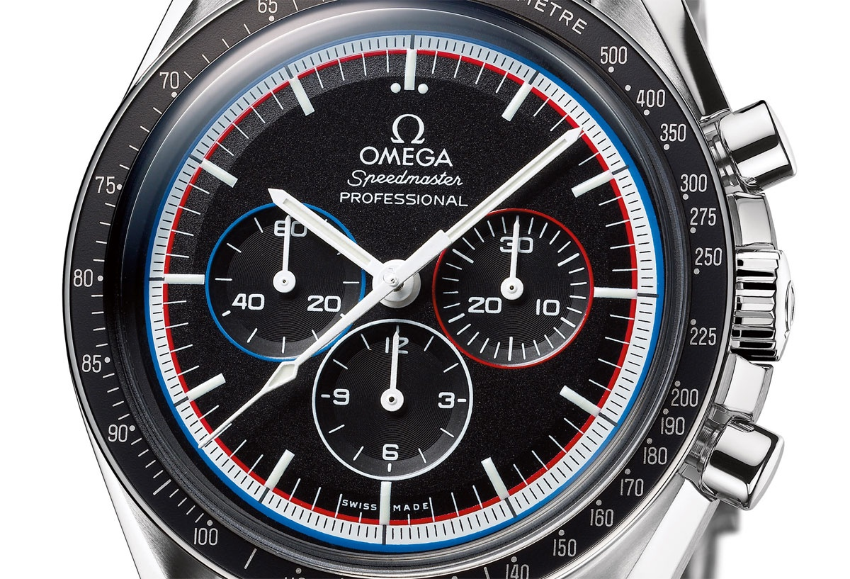 "OMEGA Speedmaster Moonwatch ""Apollo 15"" 40th Anniversary LE"