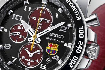 Seiko Sportura FC Barcelona