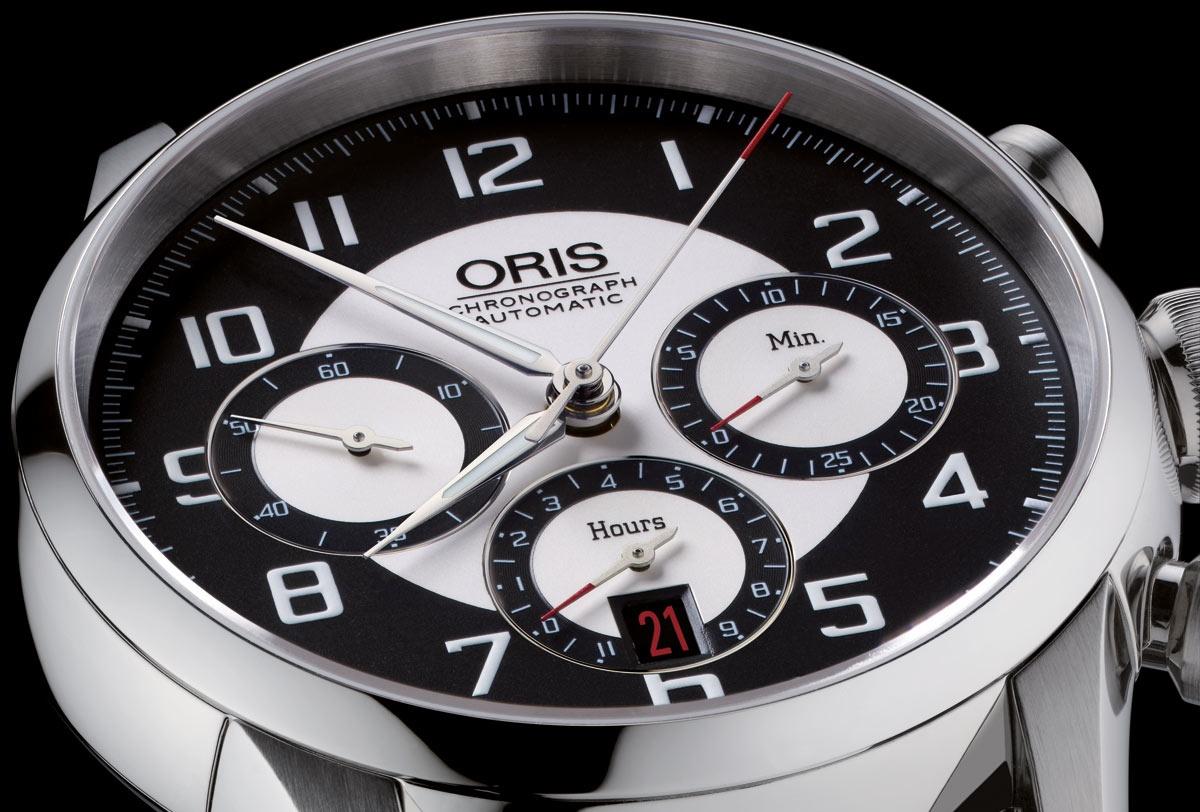 Oris RAID 2011 Chronograph