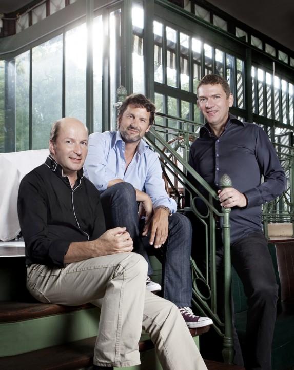 trio Voutilainen, Büsser and Mojon