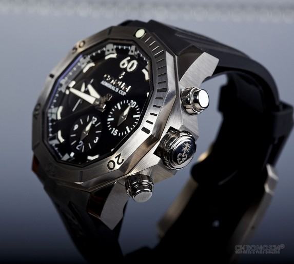 Seafender 46 Chrono Dive