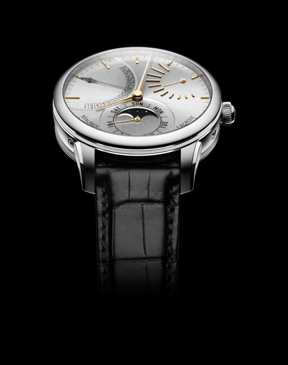 Masterpiece Lune Retrograde