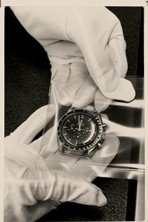Moonwatch z misji Apollo 11