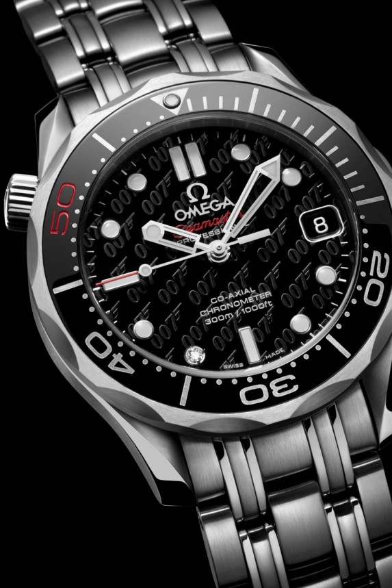 OMEGA Seamaster - James Bond 007 50th Anniversary Collector's Piece
