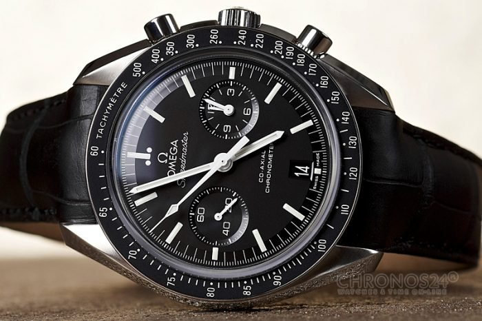 Recenzja OMEGA Speedmaster Co-Axial Chronograph