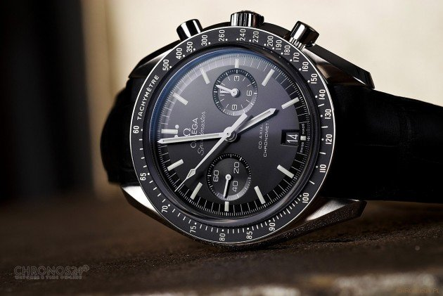 Speedmaster Co-Axial Chronograph