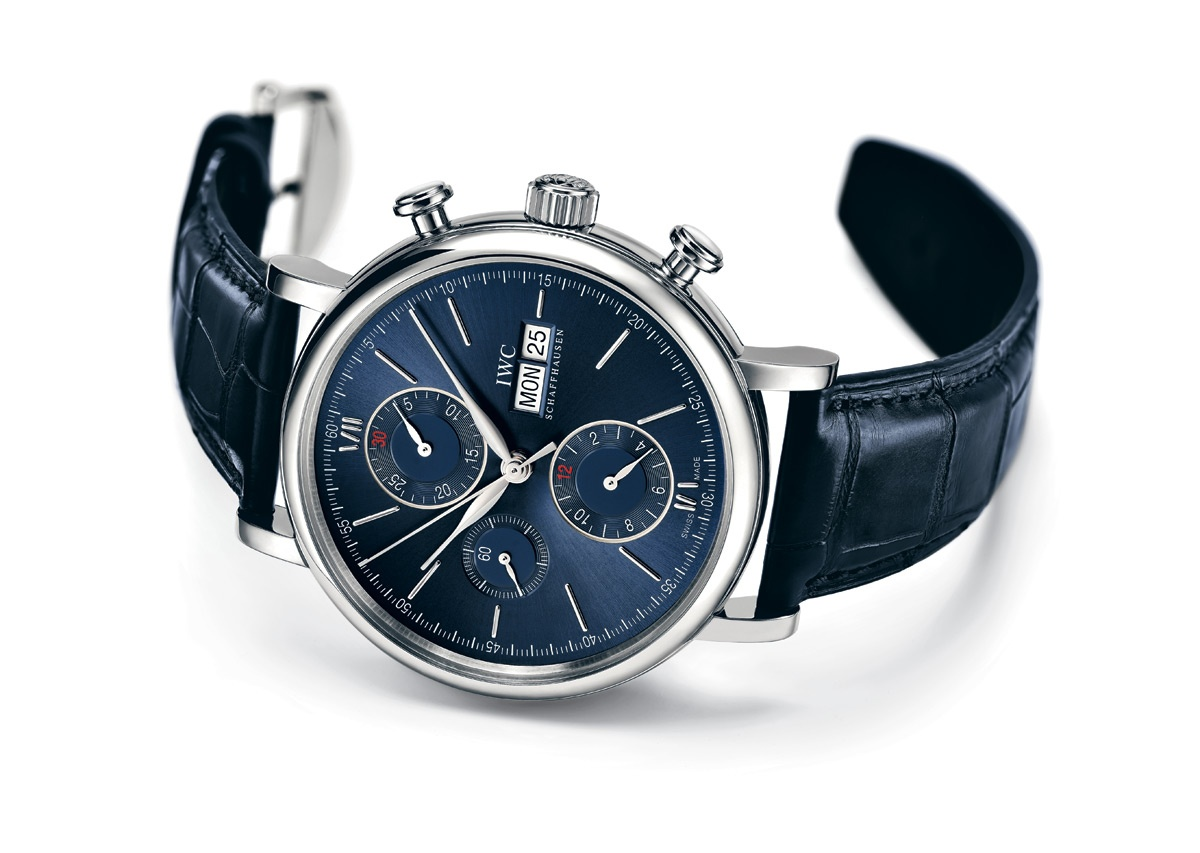 IWC Laureus Portofino Chronograph