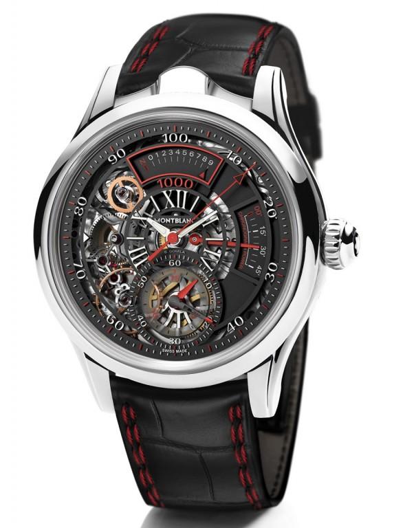 Montblanc TimeWriter II Bi-Fréquence 1.000