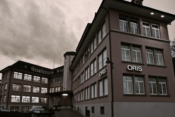 Oris - siedziba firmy