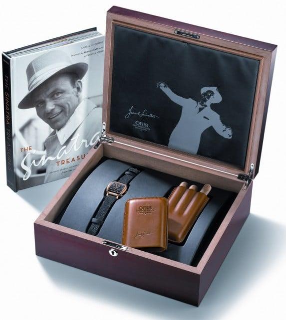 Oris - edycja limitowana - Frank Sinatra