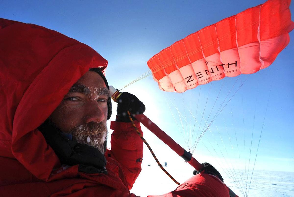 Johan Ernst Nilson podczas wyprawy