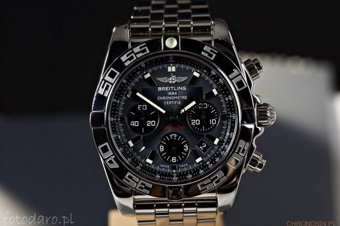 Recenzja BREITLING Chronomat B01