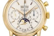 Lot 38 Patek Philippe ref.2499/100 © Christie's Images Limited 2012