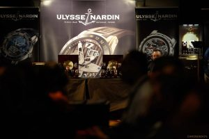 Spotkanie KMZiZ 2012 - zegarki Ulysse Nardin