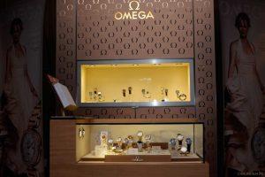 Spotkanie KMZiZ 2012 - zegarki OMEGA