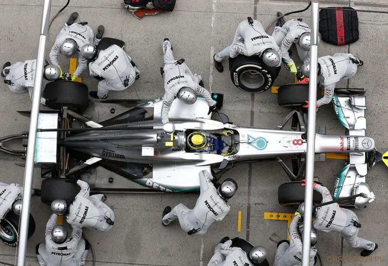 IWC partnerem MERCEDES AMG PETRONAS F1