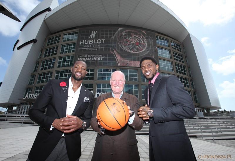 HUBLOT i Miami Heat – obopólny sukces!
