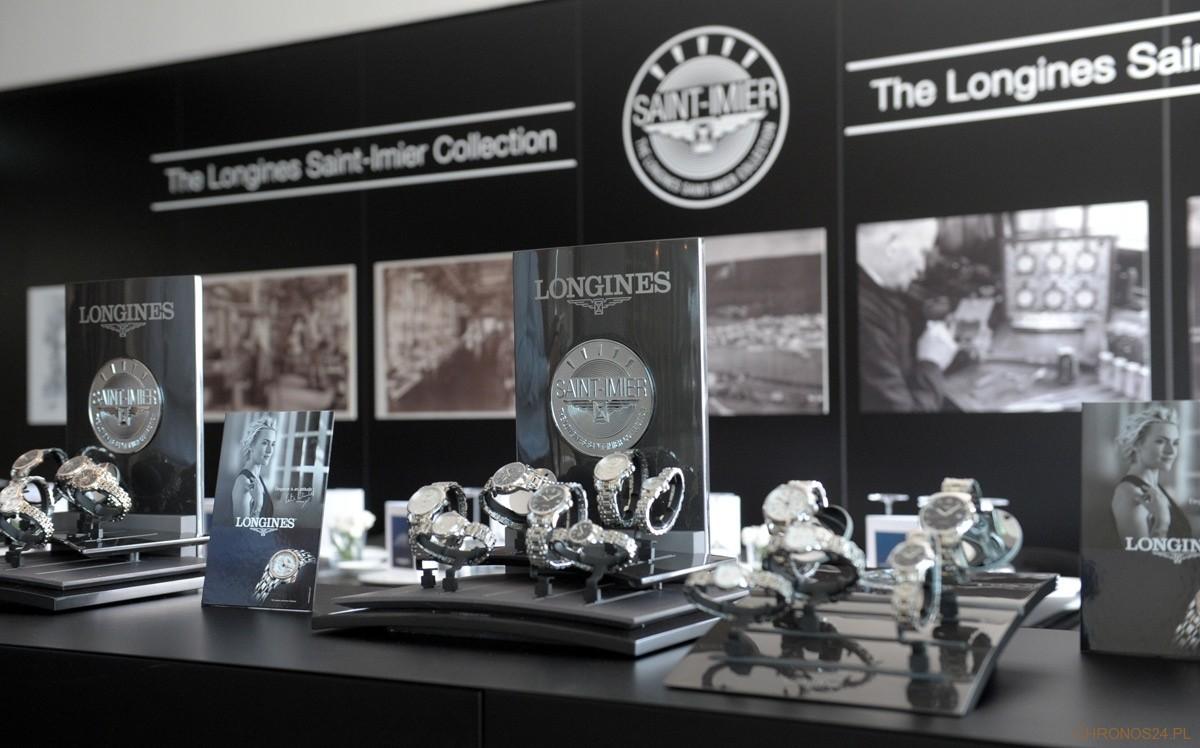 Kolekcja Longines Saint-Imier