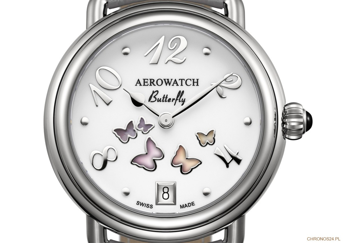 AEROWATCH - Collection 1942 Butterfly