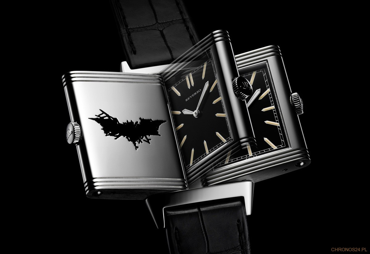 Jaeger-LeCoultre Grande Reverso Batman
