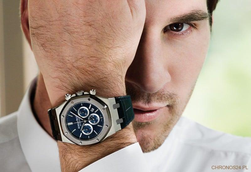 """AP Royal Oak Chronograph """"Leo Messi"""""""