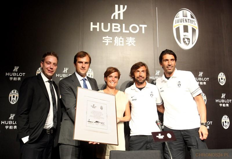 HUBLOT i Juventus Turyn