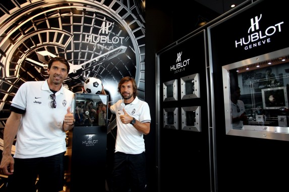 Gianluigi Buffon i Andrea Pirlo