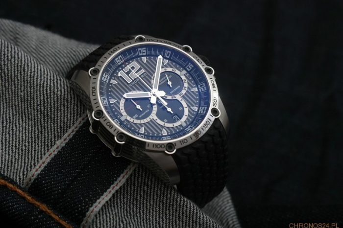 Recenzja CHOPARD Superfast Chronograph
