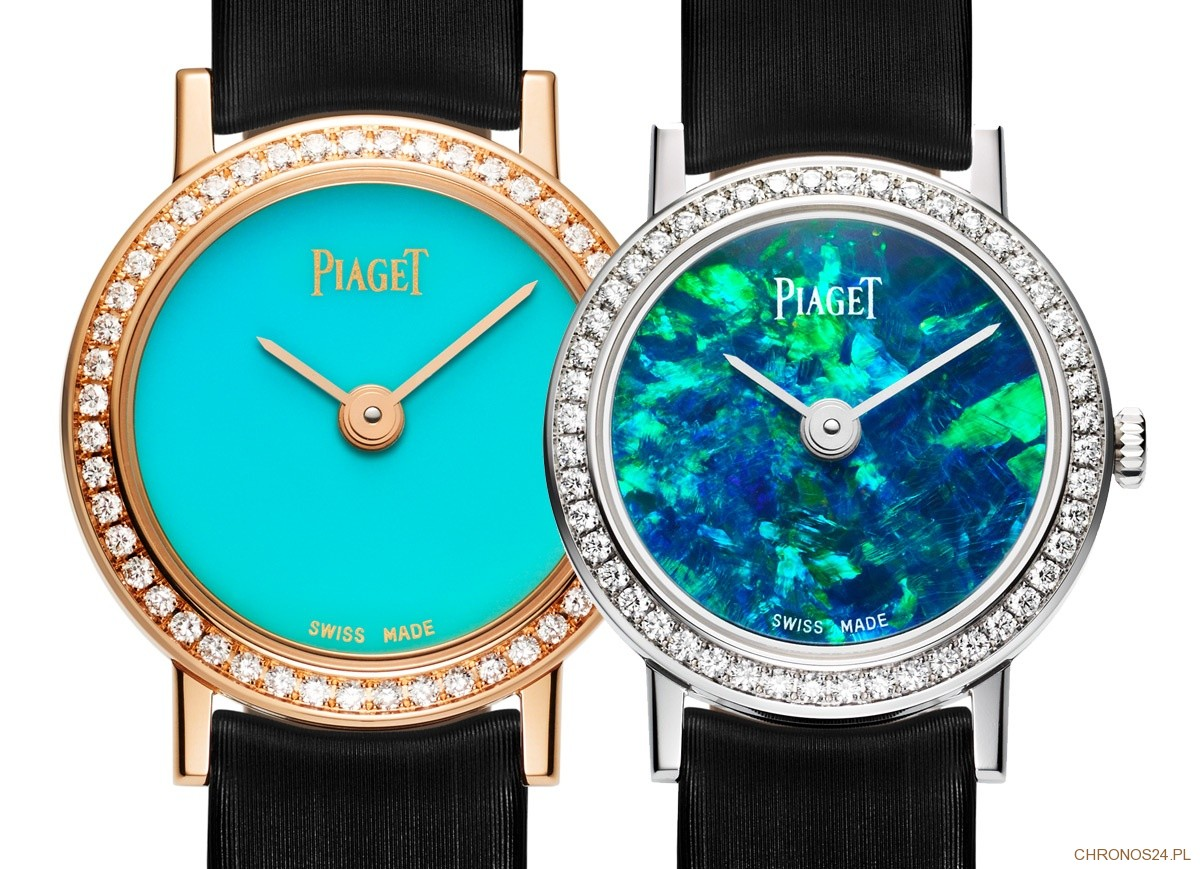 Piaget Hard Stone Dials