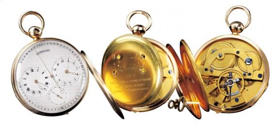 Perrelet - zegarek z 1834 roku