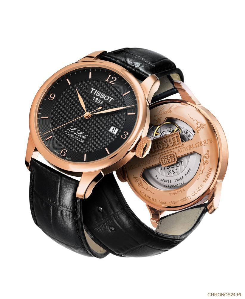 Часы TISSOT T006 41 T-CLASSIC LE LOCLE - haroldltdru