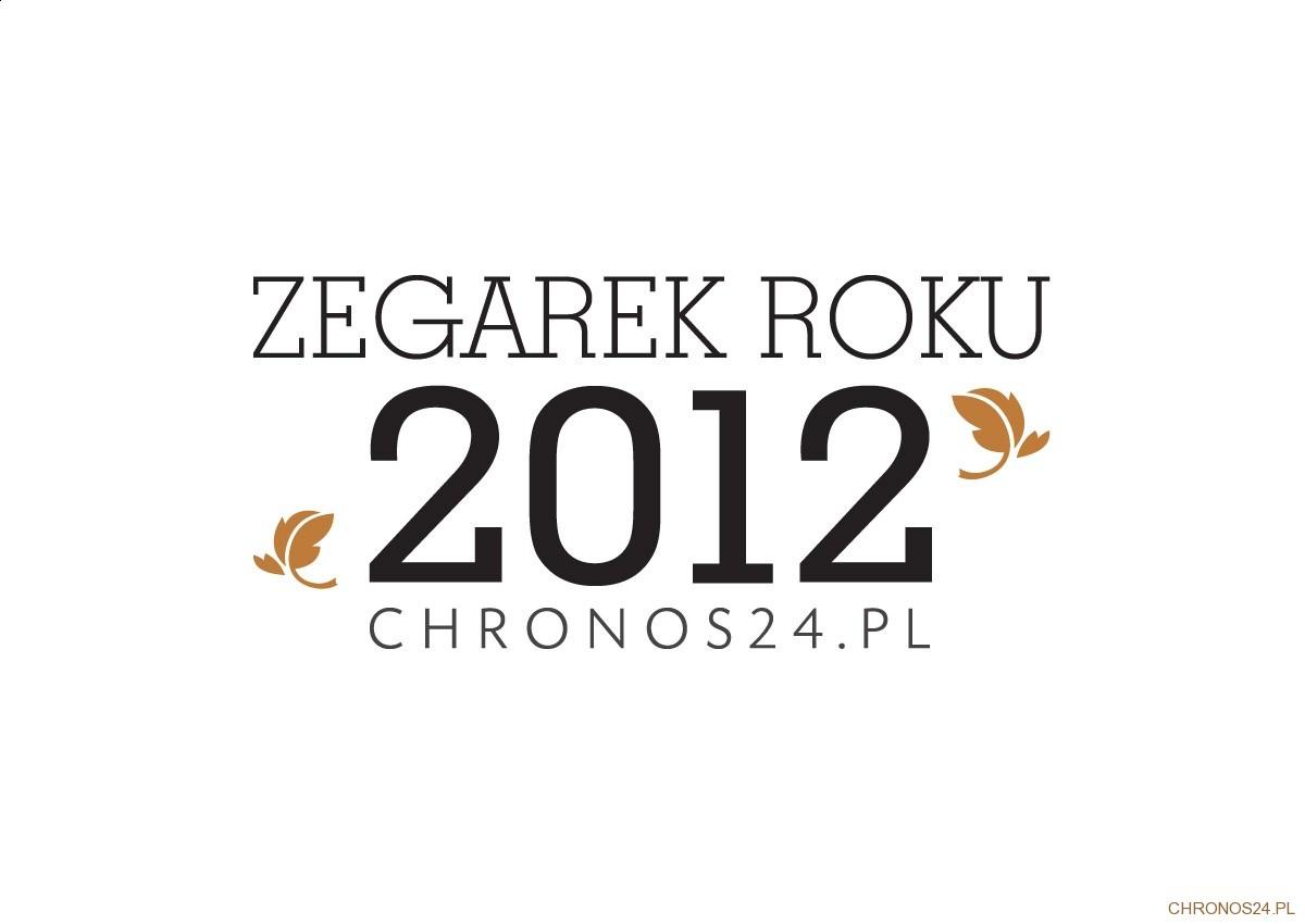 ZEGAREK ROKU 2012