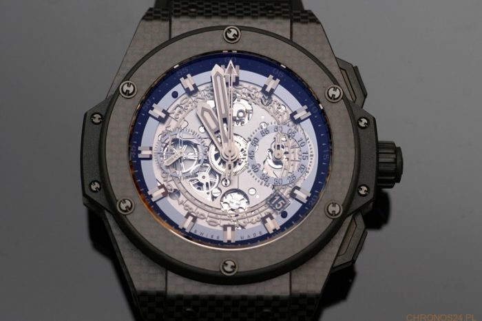 Recenzja HUBLOT King Power UNICO All-Carbon