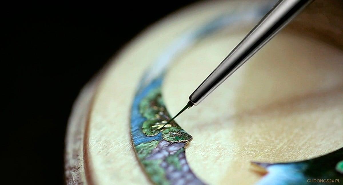 Malowanie tarczy