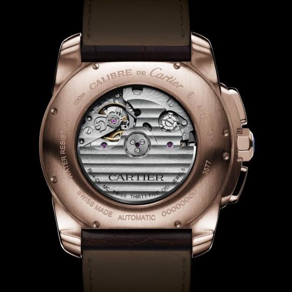 Cartier - Calibre de Cartier Chronograph - dekiel