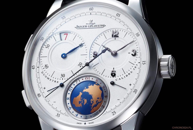 Jaeger-LeCoultre - Duomètre Unique Travel Time