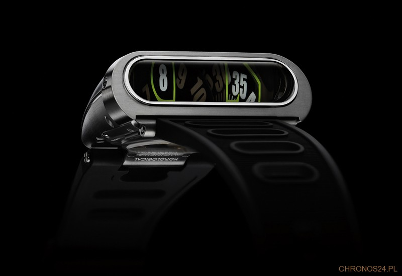 MB&F HM5: On the Road Again
