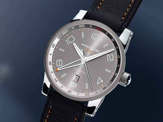 Montblanc TimeWalker Voyager UTC