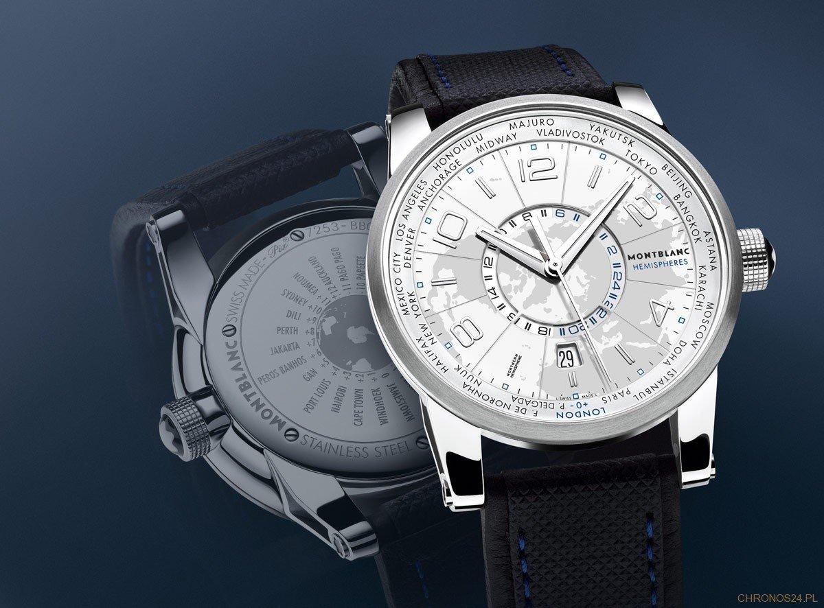 SIHH 2013: Montblanc TimeWalker