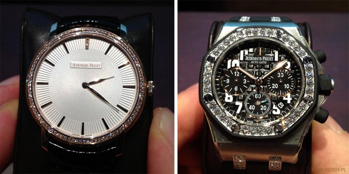 Audemars Piguet - zegarki damskie