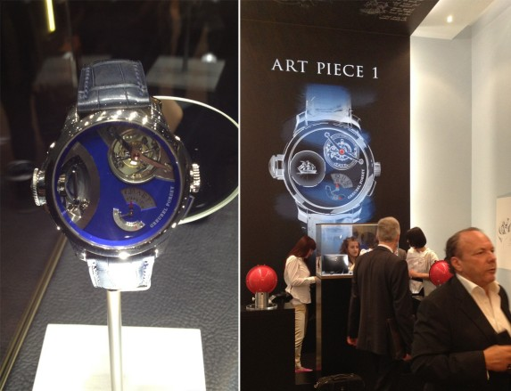 Greubel Forsey i flagowy Art Piece 1