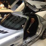 Relaks w Mercedesie...