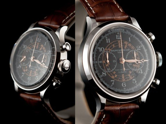 Baume&Mercier Capeland Chronograph Flyback