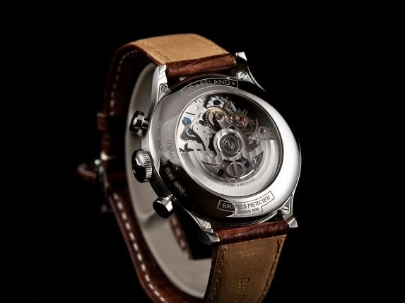 Baume&Mercier Capeland Chronograph Flyback - La Joux-Perret 8147-2