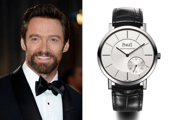Hugh Jackman (foto: Getty Images) / Piaget Altiplano