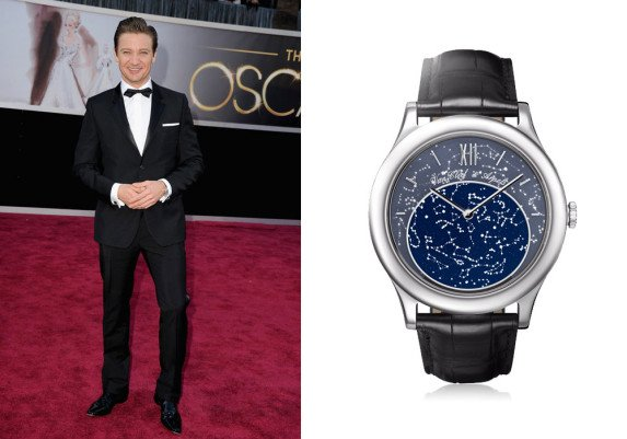 Jeremy Renner (foto: Getty Images) / Van Cleef & Arpels Midnight in Paris