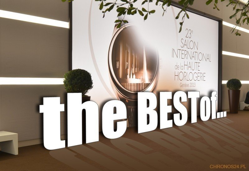 "SIHH 2013: ""The Best of…"""